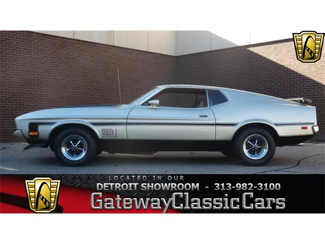 1971 Ford Mustang | 916279