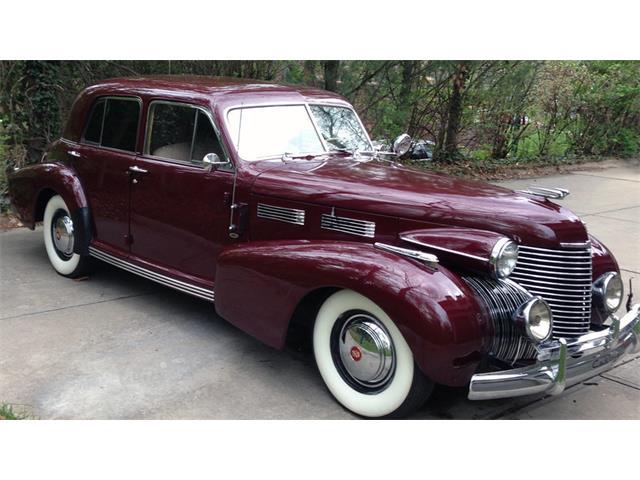 1940 Cadillac Series 60 | 910628