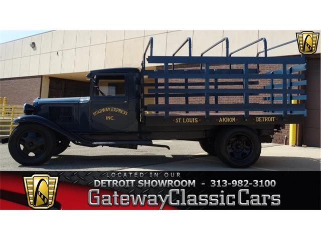 1933 Chevrolet Stake Truck | 916297