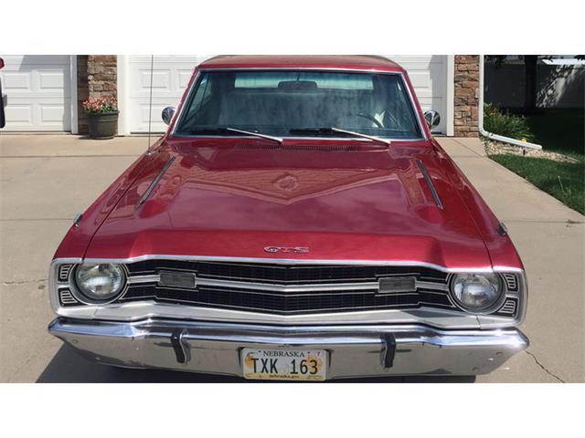 1969 Dodge Dart GTS | 910630
