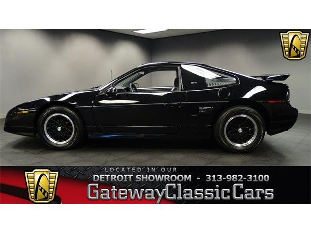 1987 Pontiac Fiero | 916329