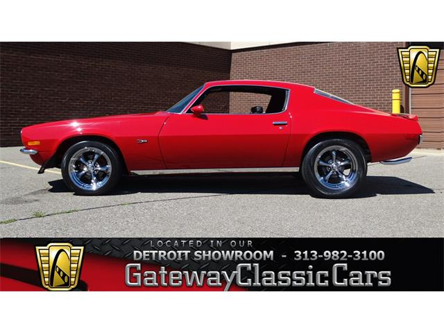 1970 Chevrolet Camaro | 916345