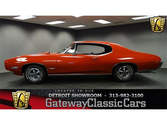 1968 Pontiac GTO | 916347