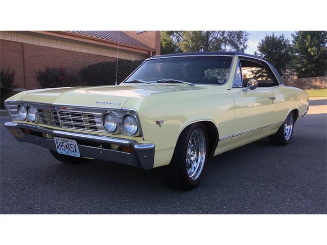 1967 Chevrolet Malibu | 910635