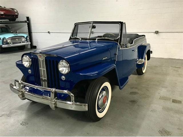 1949 Willys Jeepster | 916352