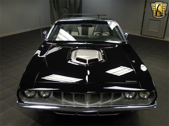 1971 Plymouth Cuda   916354