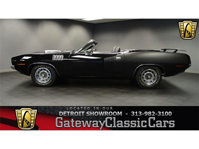 1971 Plymouth Cuda | 916354