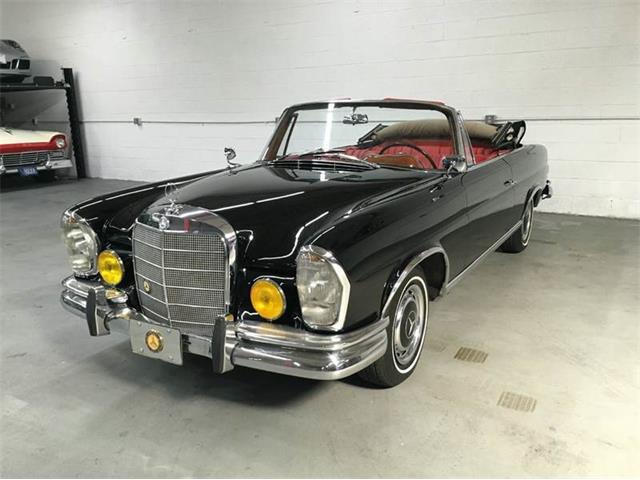 1962 Mercedes-Benz S-Class | 916362