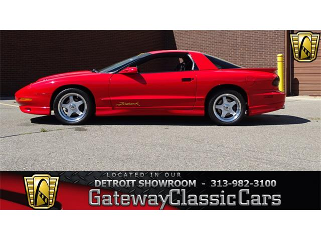 1994 Pontiac Firehawk | 916369