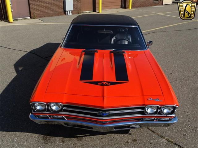 1969 Chevrolet Chevelle | 916388