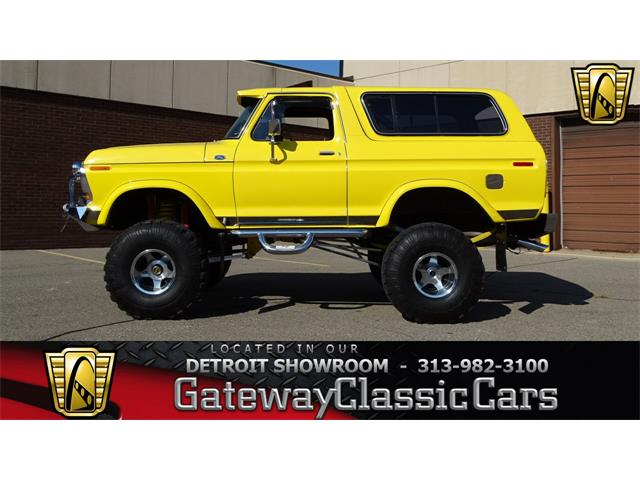 1978 Ford Bronco | 916394