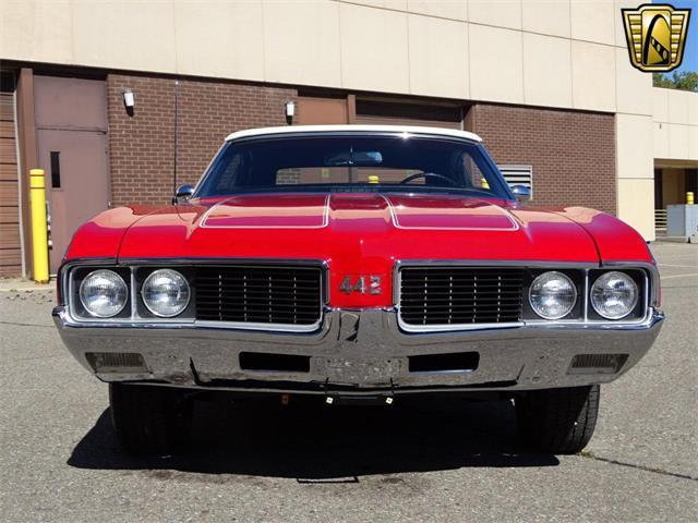 1969 Oldsmobile 442 | 916398