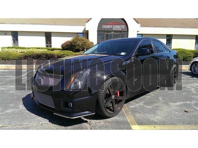 2013 Cadillac CTS-V | 910064