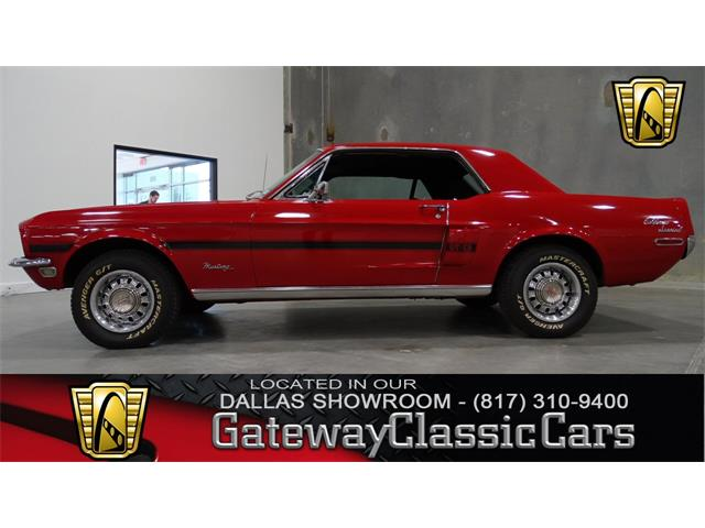 1968 Ford Mustang | 916409