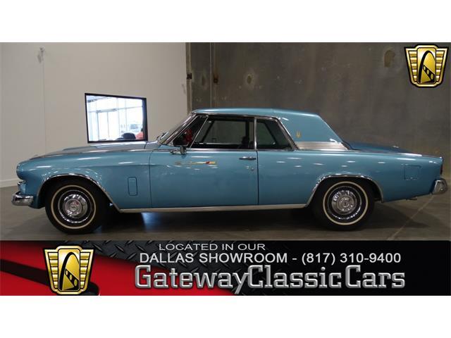 1963 Studebaker Gran Turismo | 916443