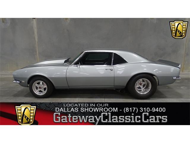 1968 Chevrolet Camaro   916451