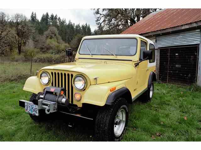 1976 Jeep CJ7 | 916465