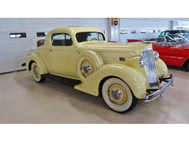 1936 Packard Coupe | 910647