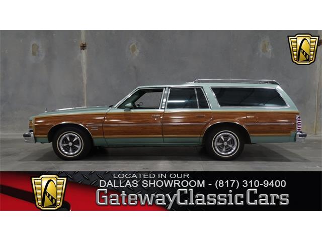 1977 Pontiac Grand Safari | 916476