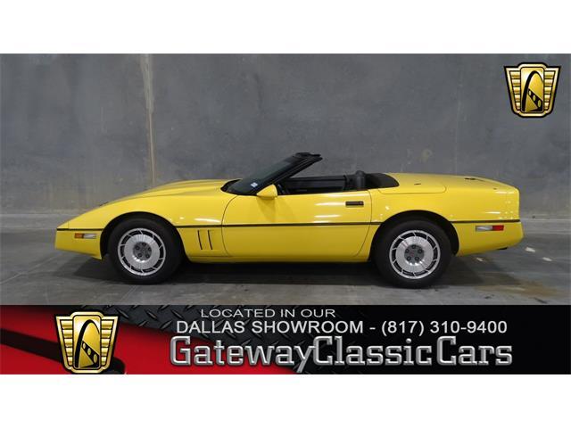1987 Chevrolet Corvette | 916480