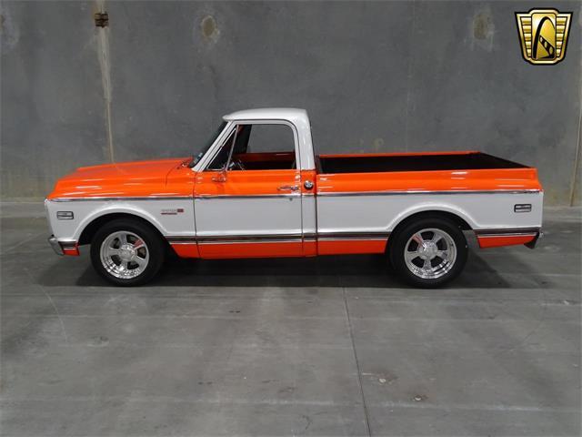 1972 Chevrolet C/K 10 | 916482