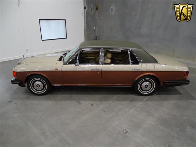 1986 Rolls-Royce Silver Spur | 916502