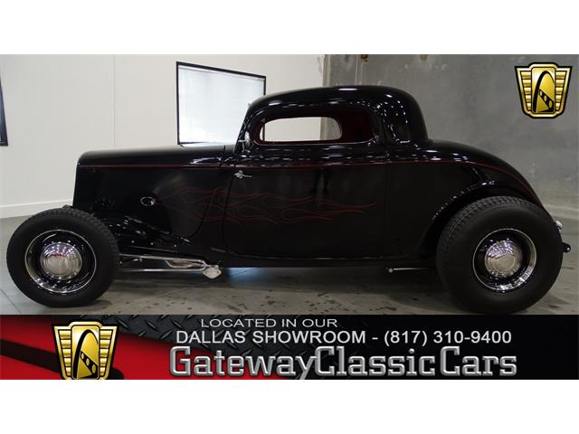 1934 Ford 3 Window | 916510