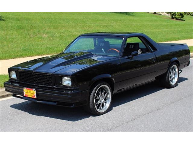 1980 Chevrolet El Camino | 910652