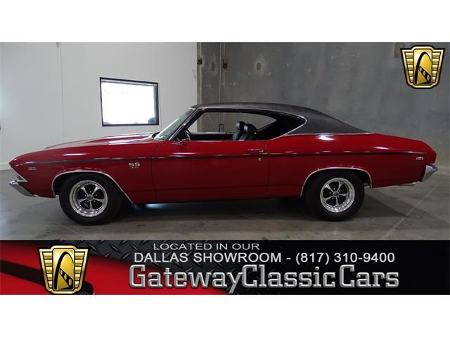 1969 Chevrolet Malibu | 916537
