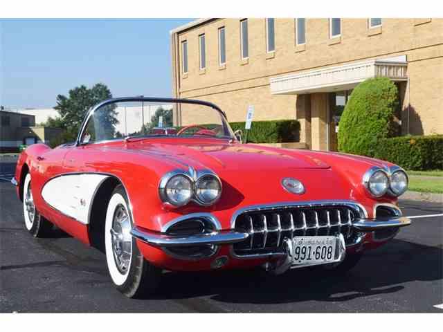 1959 Chevrolet Corvette | 916538
