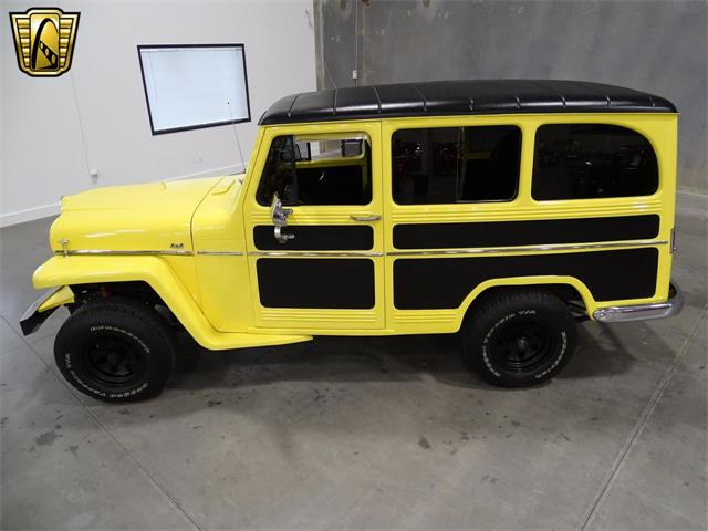 1959 Willys Jeep | 916542