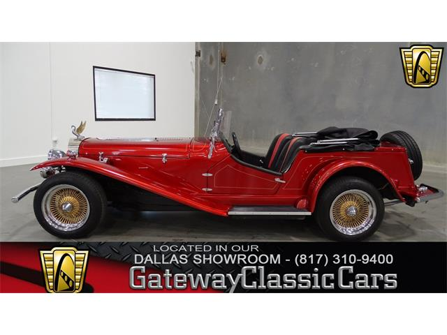 1929 Mercedes-Benz Gazelle (Replica) | 916543