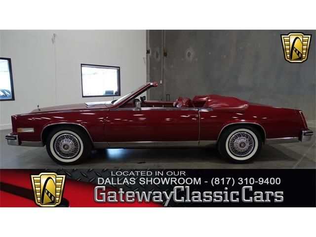 1984 Cadillac Eldorado | 916544