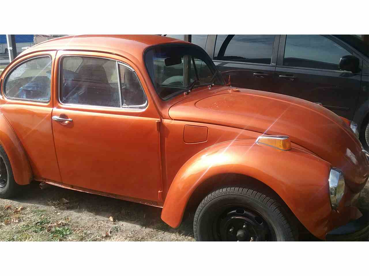Large Picture of '72 Beetle - JN7X