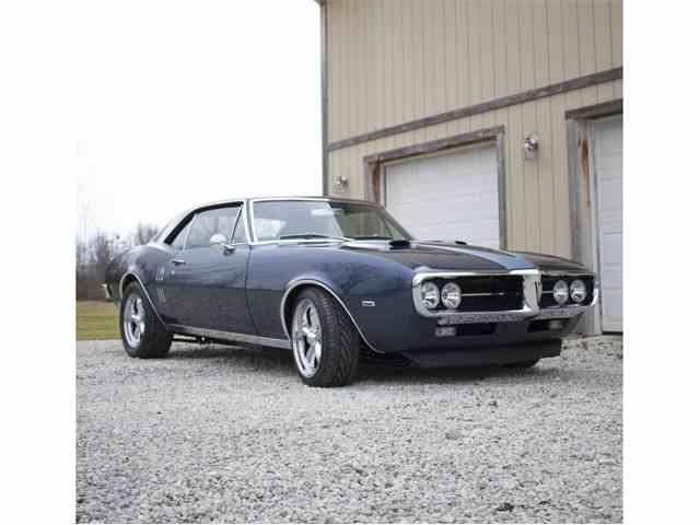 1967 Pontiac Firebird | 910656