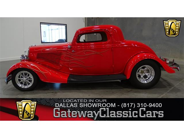 1934 Ford 3 Window | 916562