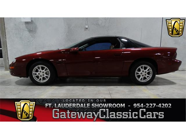 2002 Chevrolet Camaro | 916572