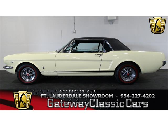 1966 Ford Mustang | 916576