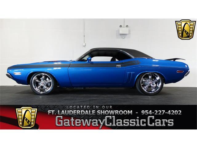 1971 Dodge Challenger   916581