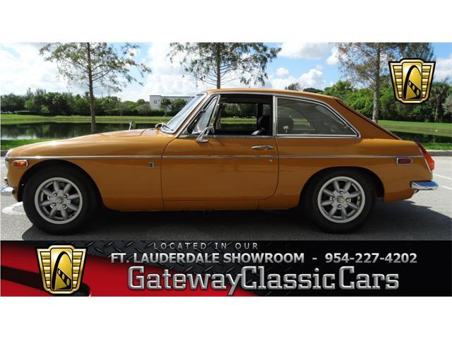 1970 MG MGB | 916585