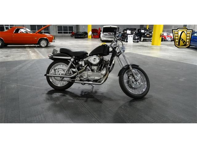 1968 Harley-Davidson Motorcycle | 916586