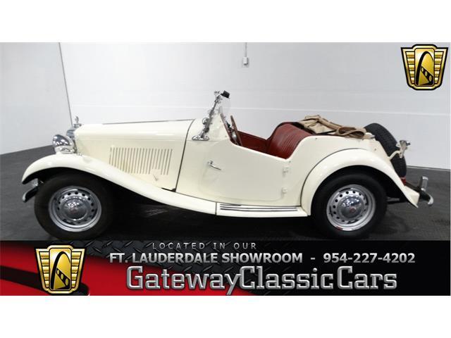 1953 MG TD | 916587