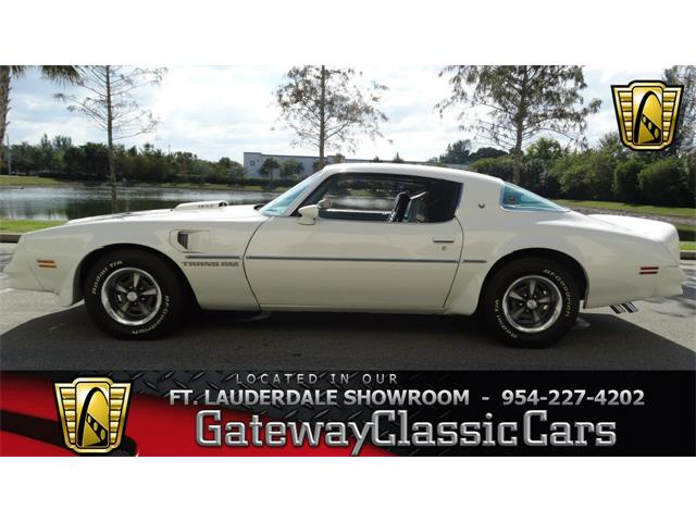 1978 Pontiac Firebird Trans Am | 916606