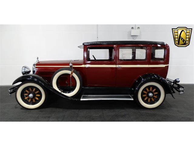 1929 Hudson Super 6 | 916610