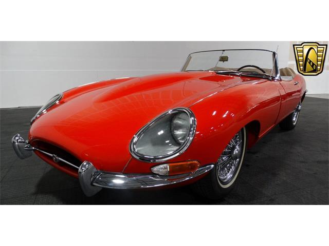 1962 Jaguar XKE | 916611