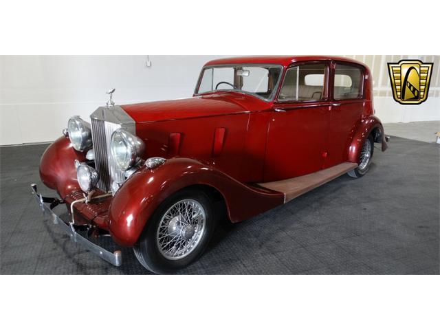 1939 Rolls-Royce Silver Wraith | 916622