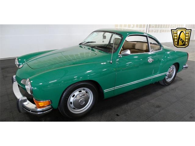 1973 Volkswagen Karmann Ghia | 916624