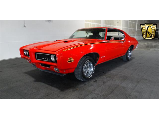 1969 Pontiac GTO | 916627