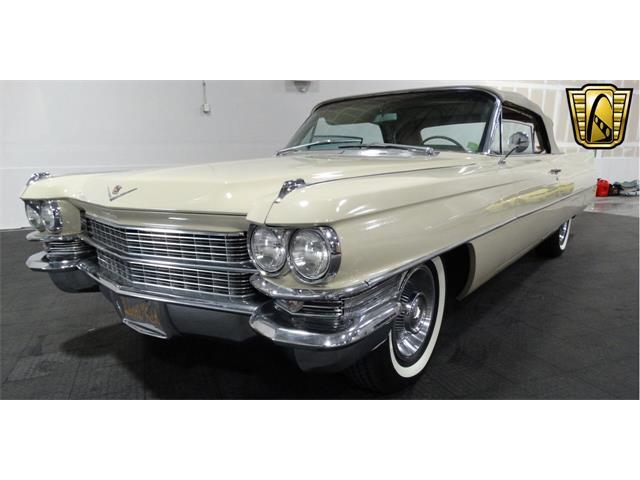 1963 Cadillac Series 62   916628