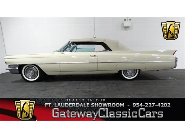 1963 Cadillac Series 62 | 916628